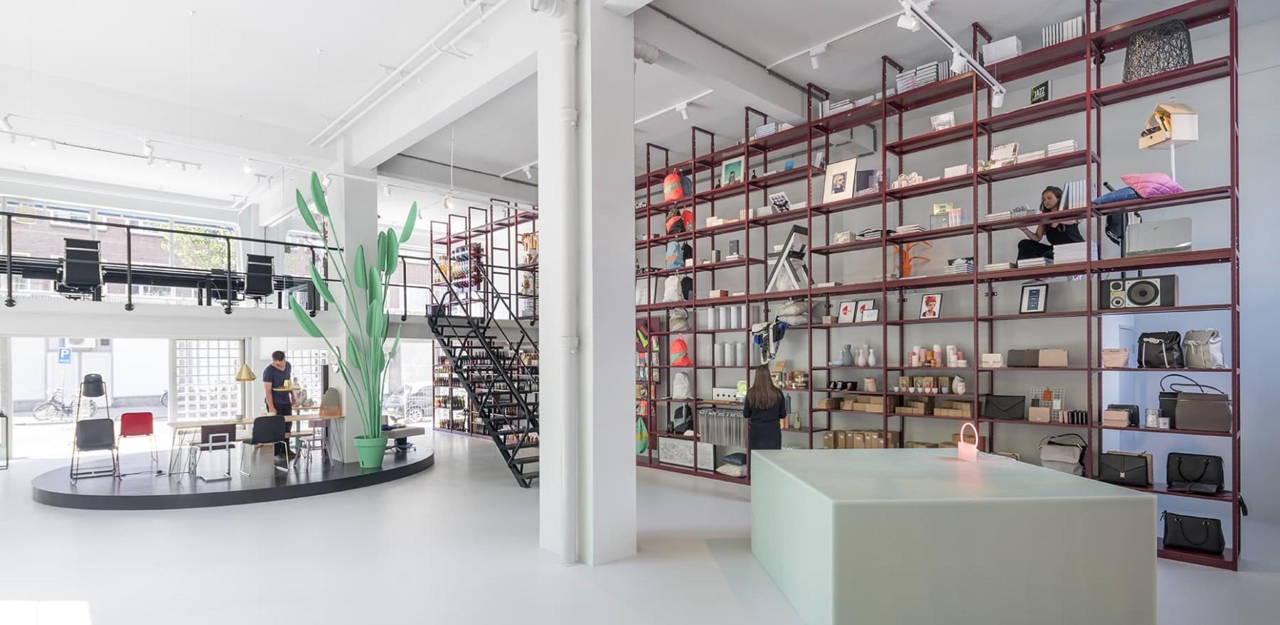 Groos verhuist naar Het Industriegebouw, MVRDV ontwerpt interieur