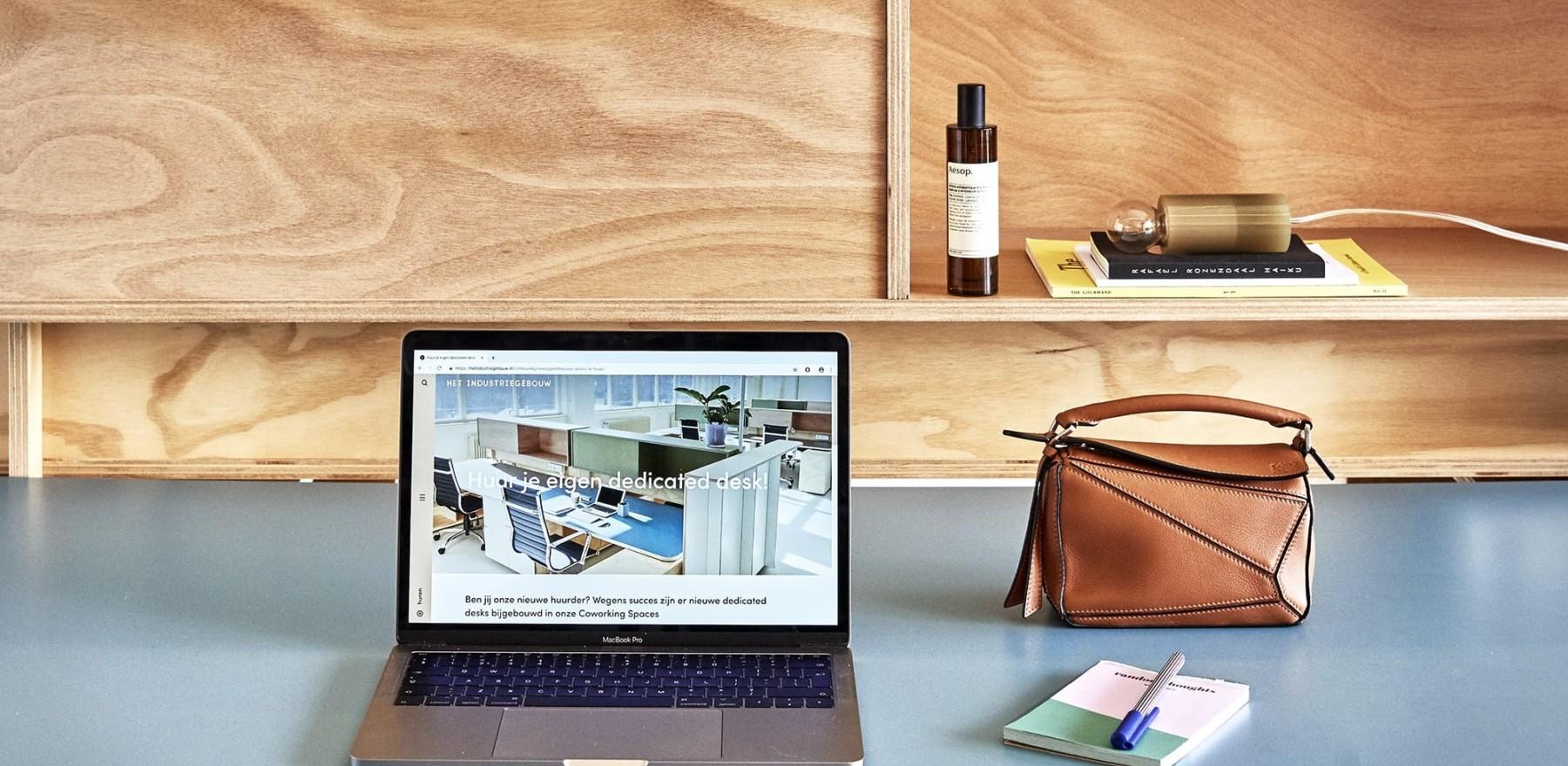 Huur je eigen dedicated desk!