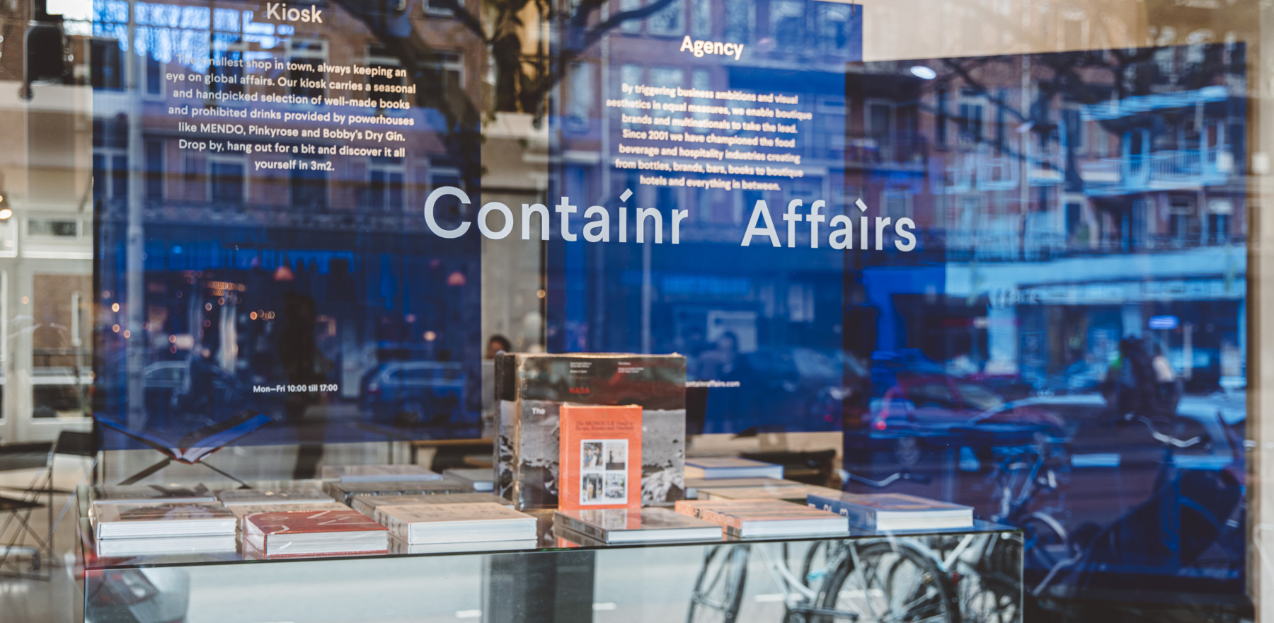 Containr Affairs