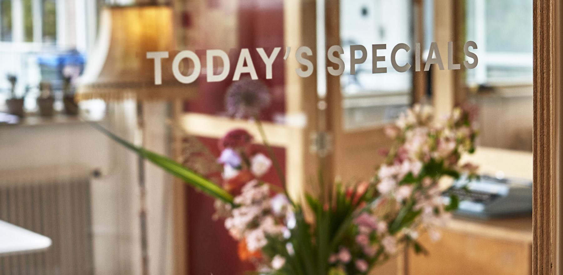In gesprek met Todays Specials