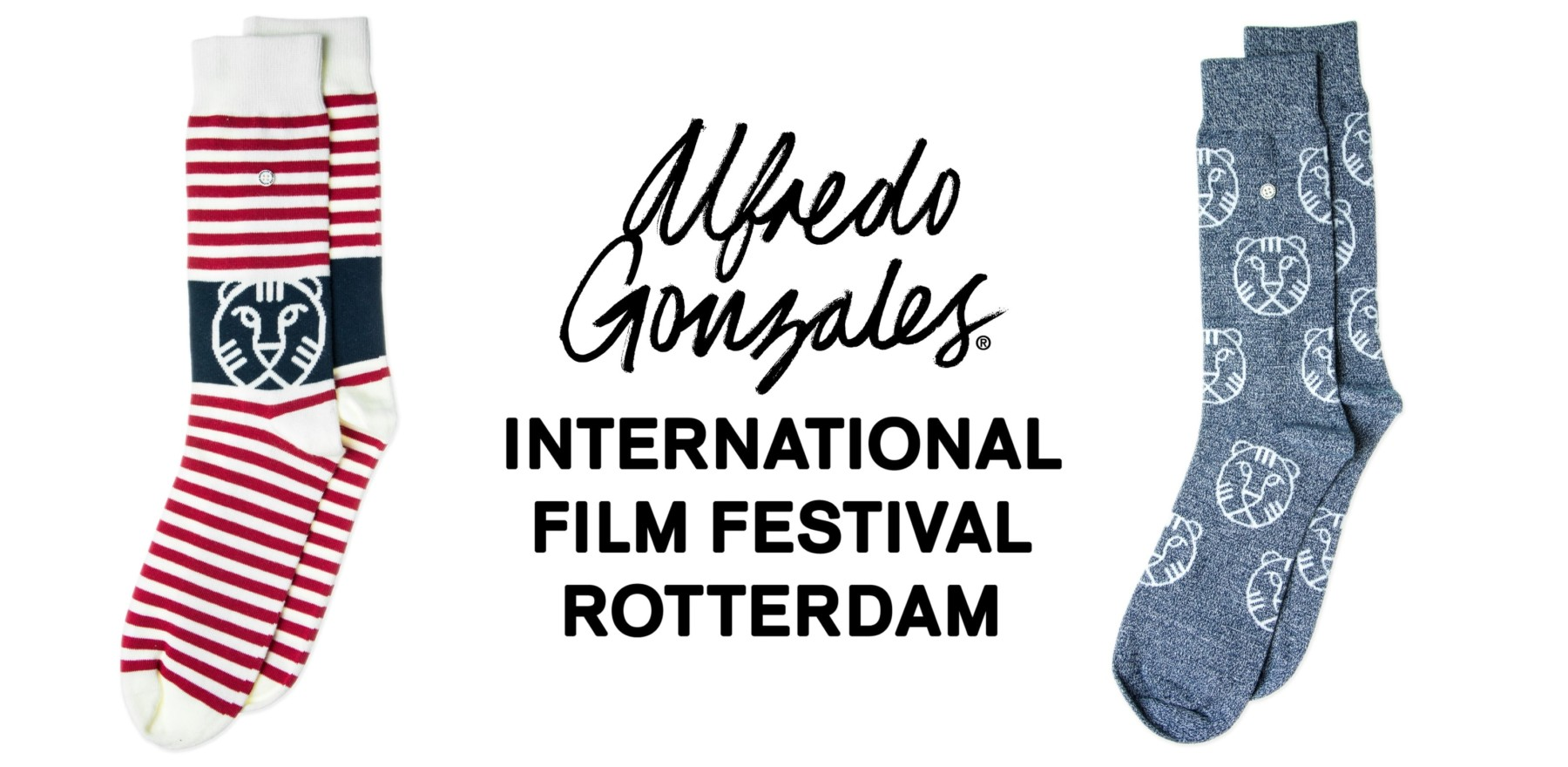 International Film Festival Rotterdam x Alfredo Gonzales
