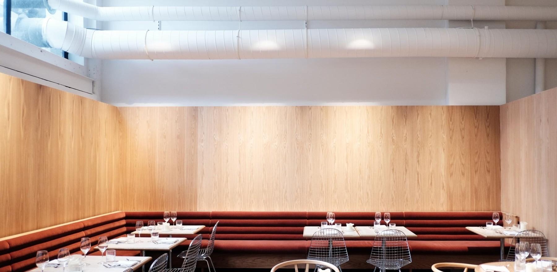 Héroine restaurant & bar opent haar deuren in Het Industriegebouw