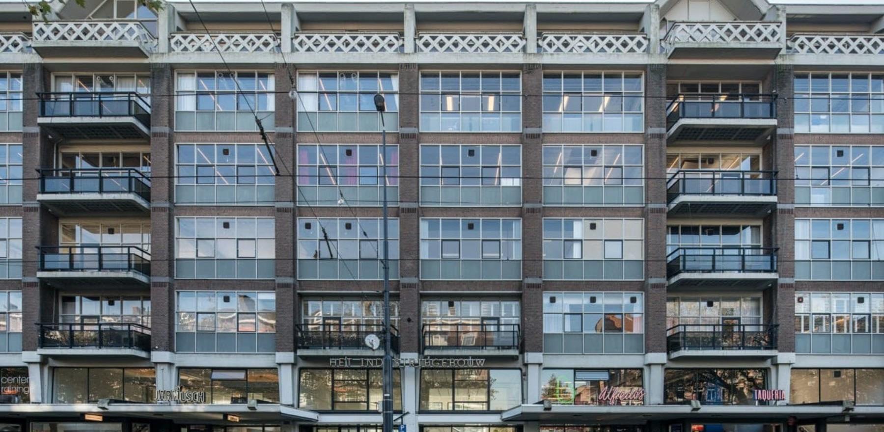 Het Industriegebouw genomineerd voor Rotterdam Architectuurprijs 2017
