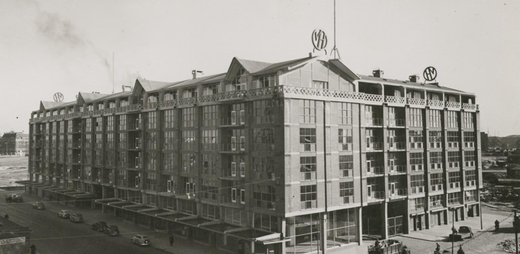 Eervolle vermelding Rotterdam Architectuurprijs